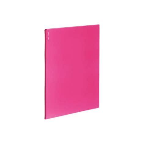 Clear Holder Album Felix A4 20 Pocket a4 s pocket file 6 pockets novita alpha kokuyo