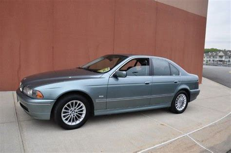 find used 1986 bmw 535i 5 speed manual 3 4l e28 m30 535