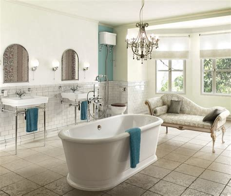 modern shabby chic bathroom elegant and chic bathroom design