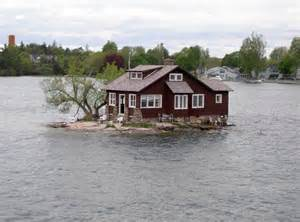 1000 islands canada this is the mother in law house as
