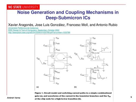 noise coupling in integrated circuits a practical approach to analysis modeling and suppression noise coupling in integrated circuits 28 images inductive coupling noise 28 images field