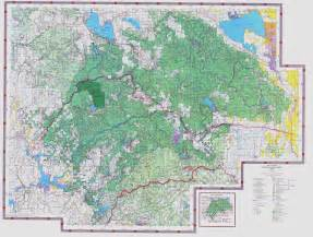 us forest service map california feather river