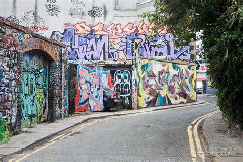 evolution  dublins street art scene untapped cities