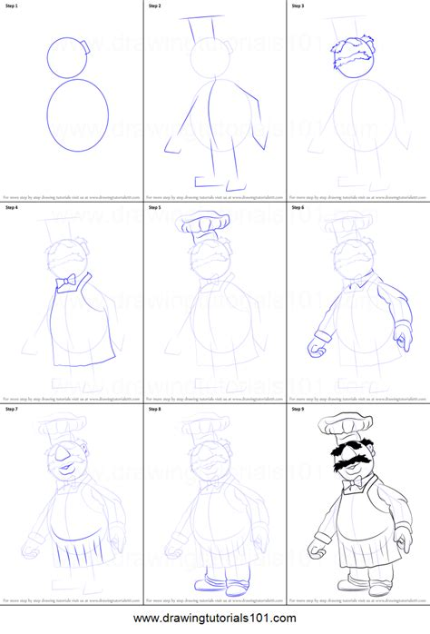video on steps to show you how to corn row hair thats easy how to draw swedish chef from the muppet show printable