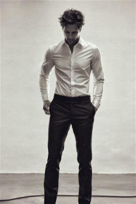 black and white shirt to wear with pants white shirts black pants quot perfect guy quot by mary marie