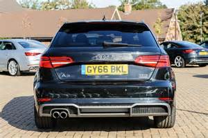 used 2016 audi a3 2 0 tfsi quattro s line 5dr s tronic for