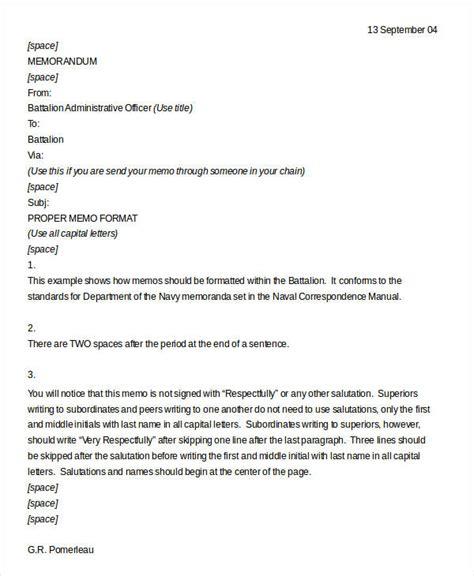 memorandum format 14 free word pdf documents download