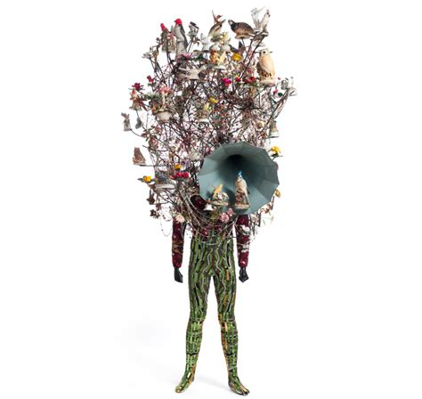 soundsuit sculptures by nick cave