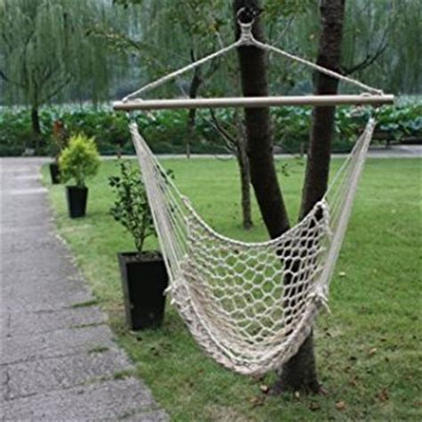 cotton rope swing white cotton rope swing hammock cradle from room