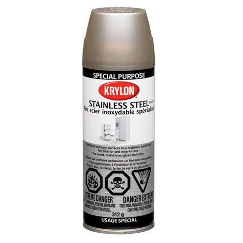reno acrylic paint msds krylon quot stainless steel finish quot spray paint r 233 no d 233 p 244 t
