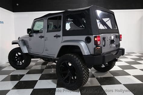 2014 used jeep wrangler unlimited sport at haims motors