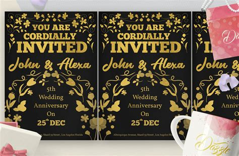 Wedding Anniversary Cards Design Vector by 16 Wedding Anniversary Cards Design Trends Premium