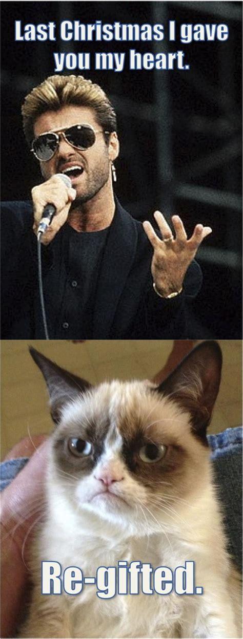 Grumpy Cat Christmas Meme - 3 grumpy cat funny songs dump a day
