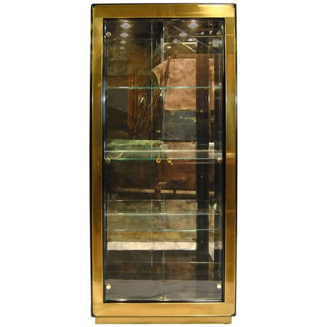 Modern Curio Cabinets by Modern Black Lacquer And Glass Curio Display Cabinet By