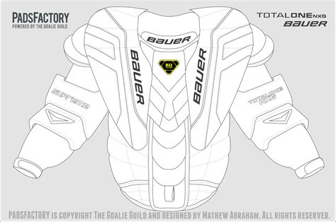 bauer goalie mask template pictures to pin on pinterest