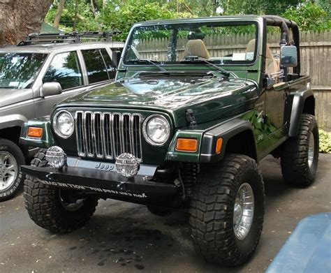 1997 Jeep Wrangler Models 1997 Jeep Wrangler Overview Cargurus