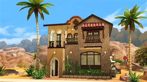 redecorate your house with mediterranean style mod the sims mi casa mediterranean style house no cc