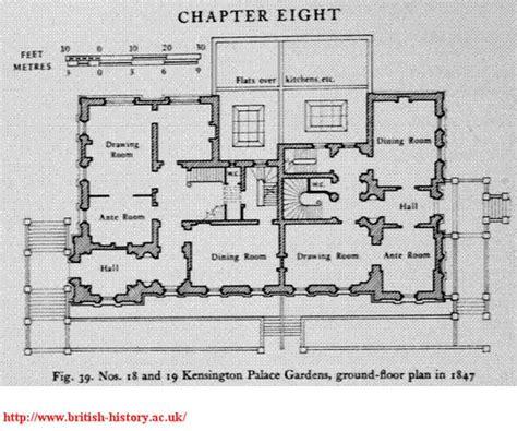 kensington palace 1a floor plan pinterest the world s catalog of ideas