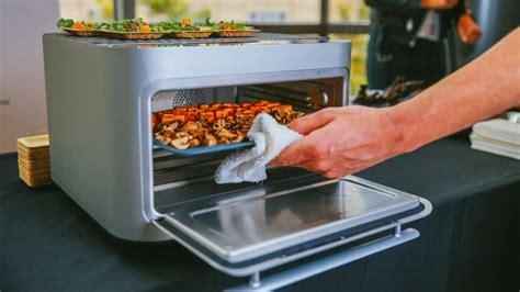 brava countertop oven  light  cook food cnet