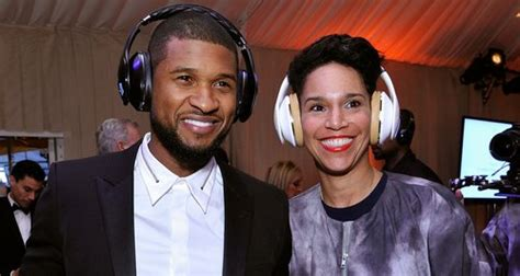Congrats To Usher Hes Engaged by Congratulations To Usher And Grace Miguel The Pair Are