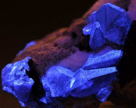 benitoite california state gemstone gemstones and