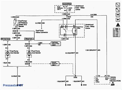 wiring diagram for fuel a 2008 gmc 1500