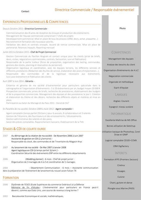 Les Exemples Des Cv by Les Meilleurs Exemples De Cv 224 Adopter