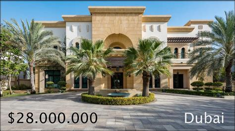 28 story house in dubai inside a 28 million dubai mega mansion emirates