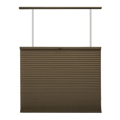 26 inch shades home decorators collection 27x48 espresso cordless top