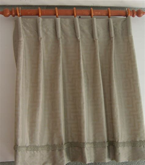 cartridge pleat curtains sles annick s unique creations