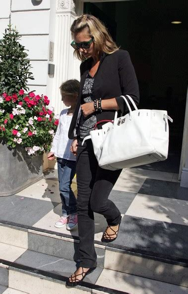 Kate Moss Gets For Donna Karans 2008 Caign by Kate Moss Out With Lila Grace 1 Of 4 Zimbio