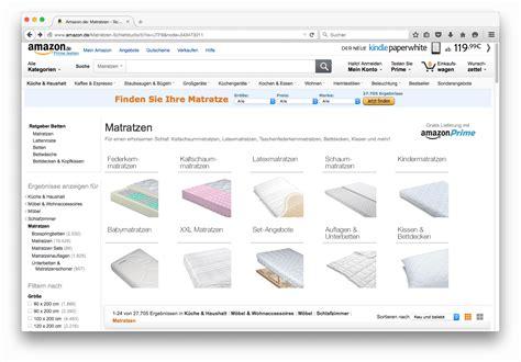 matratzen shop matratzen kaufen oder im fachgesch 228 ft der vergleich