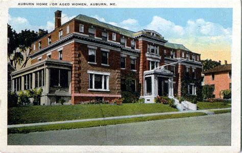 Androscoggin County Court Records Postcards From Maine