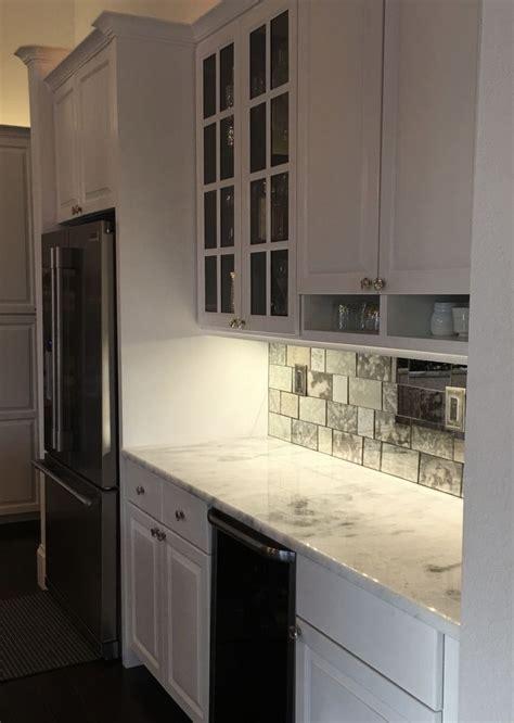 vintage kitchen tile backsplash 28 best antique mirror tile obsession images on
