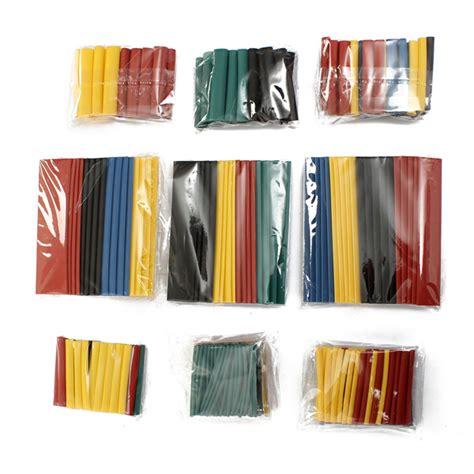 Total Plastic Wrap Plastik Wrap Total Pw 02 Termurah 328pcs 8 sizes assorted 2 1 heat shrink tubing wrap sleeve wire cable kit ebay