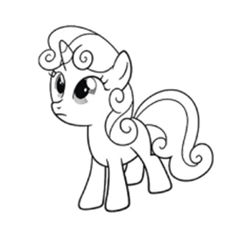 mom junction coloring pages my little pony sweetie belle coloring pages murderthestout