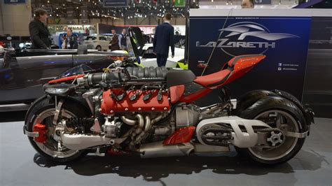 the lazareth lm847 powered by a maserati v8