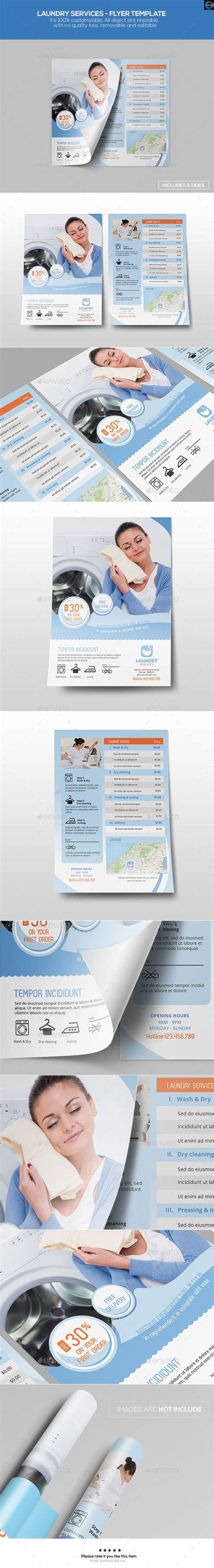laundry flyers templates laundry services flyer template laundry service flyer