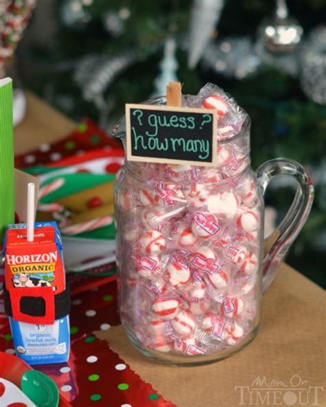 guess how many in the jar ideas christmas chocolate caramel wands best table on timeout