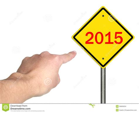 what s ahead for business in 2015 2015 ahead stock images image 36683934