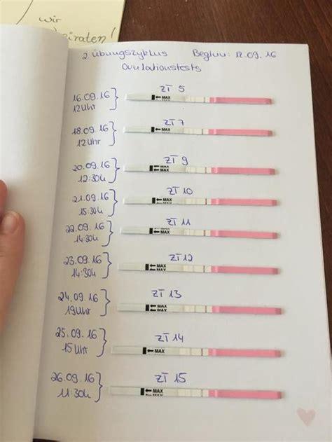 ovulationstest ab wann testen mynfp view topic ovu s und das warten auf den es