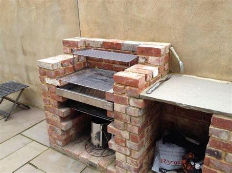 Backyard Bbq Yahoo 25 Best Ideas About Brick Built Bbq On