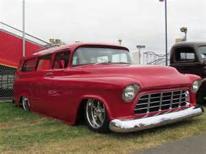 1955 chevrolet suburban images pictures and