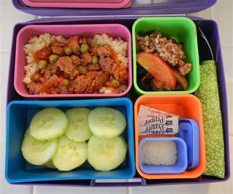 10 Best School Lunch Ideas For Losing Weight by Theworldaccordingtoeggface Riceless Sicilian Rice Balls