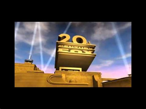 20th Century Ls by 3d Animation Spoof Of The 20th Century Fox Logo By Obion