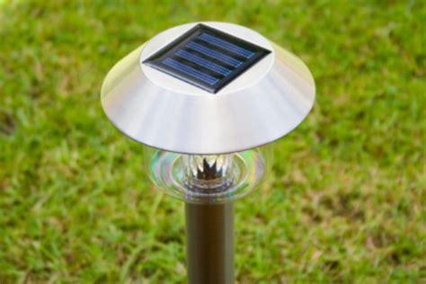 solar powered lighting how to create solar powered walkway light ecofriend