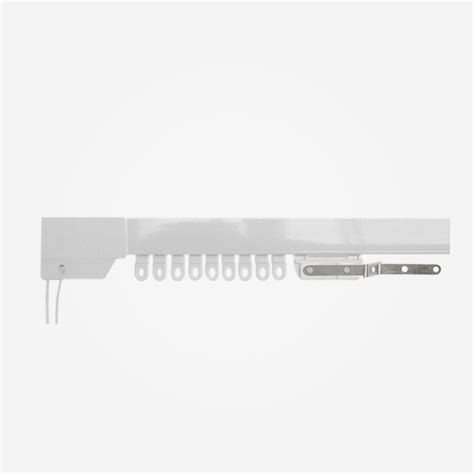 corded curtain rail superluxe corded track curtain rail poles direct