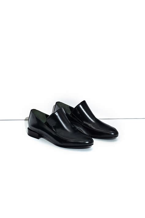 louie loafers 3 1 phillip lim louie loafer in black for lyst