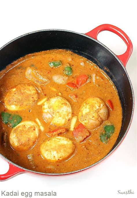 googlecom eggcurry recipes indian kadai egg masala recipe egg capsicum curry recipe