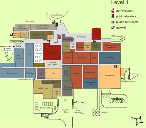 health center floor plan floor plans seton medical center williamson
